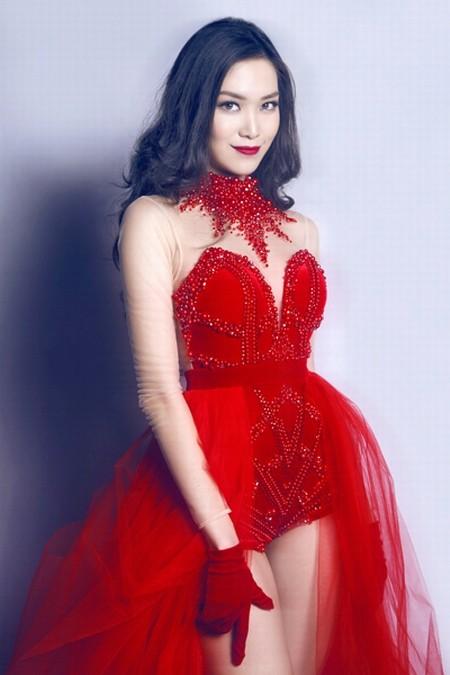 Dàn hoa hậu Việt Nam đọ sắc - ảnh 3