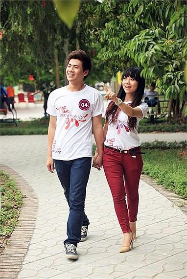 Cặp đôi của Nguyễn Thị Hương Trà