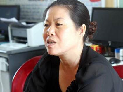 Hiệu trưởng Nguyễn Thị Thiếp khẳng định, việc xử lý vi phạm cô giáo Hương có sự tham vấn của cấp trên và hiện tại trường không có nhu cầu ký hợp đồng lao động với cô giáo này