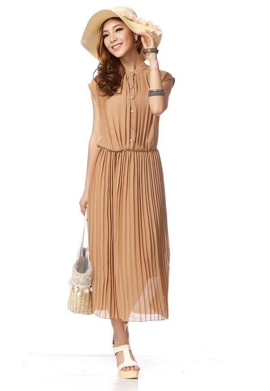 Váy maxi tung tăng đón nắng hè - ảnh 4