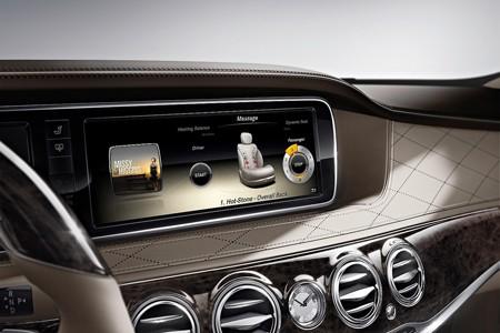 'Ngó' nội thất siêu sang của Mercedes S-Class 2014 - ảnh 4