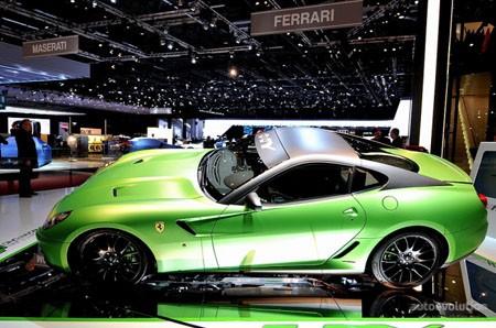 Sẽ có Ferrari hybrid trong năm 2013 - ảnh 4