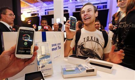 Samsung bắt đầu bán Galaxy S3 - ảnh 1