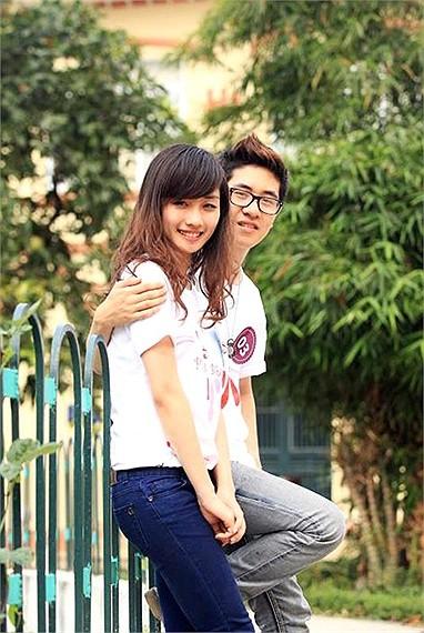 Cặp đôi của Nguyễn Ngọc Anh