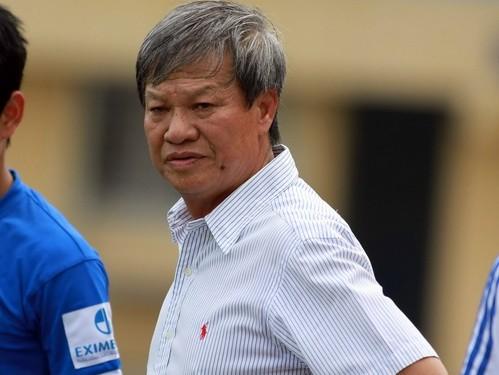"""HLV Lê Thụy Hải từng làm """"thuyền trưởng"""" cho tới 7 đội bóng ở V-League trước kia và Super League hiện nay"""