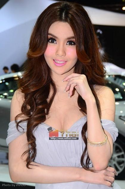 Nhan sắc ngập tràn triển lãm Bangkok 2013 - ảnh 23
