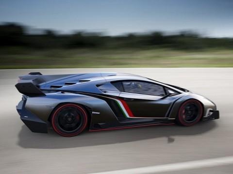 Siêu bò Lamborghini Veneno chỉ tồn tại 3 chiếc - ảnh 1