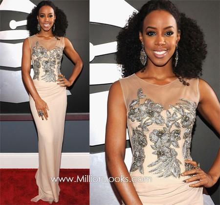 Những chiếc váy hàng hiệu tại lễ trao giải Grammy - ảnh 15