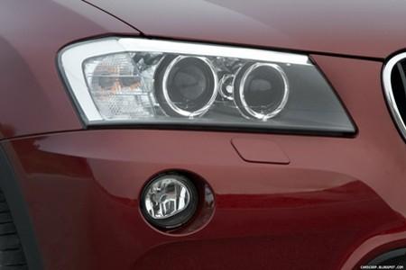 BMW vén màn X3 phiên bản mới - ảnh 6