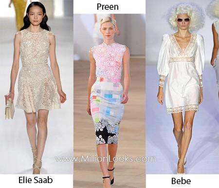 Xu hướng thời trang váy xuân hè năm 2012 - ảnh 13