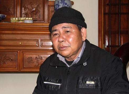 Ông Lương Văn Trong