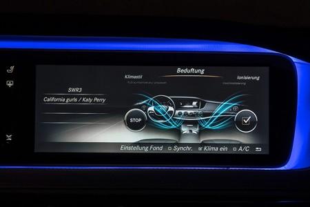 'Ngó' nội thất siêu sang của Mercedes S-Class 2014 - ảnh 5