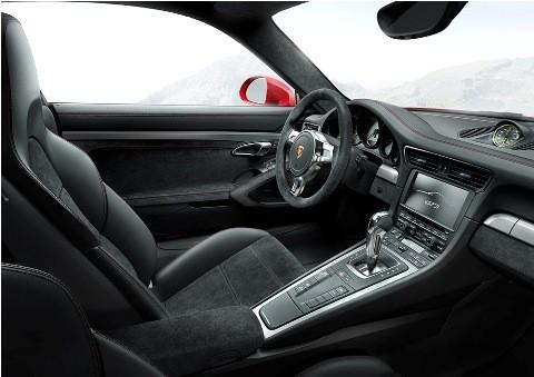 Geneva 2013: Porsche GT3 thu hút mọi ánh nhìn - ảnh 6