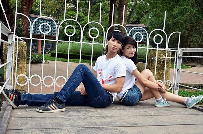 Cặp đôi của Lê Khánh Linh