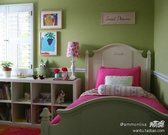 Mẫu phòng ngủ cực xinh cho bé yêu - ảnh 3