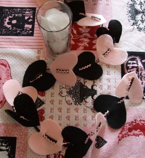 Những ý tưởng trang trí lãng mạn cho Valentine - ảnh 2