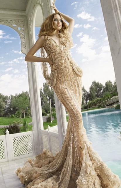 Siêu quyến rũ với đầm dạ hội Shady Zeineldine - ảnh 12