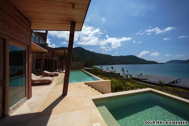 Khu nghỉ dưỡng tại Côn Đảo