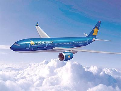 Vietnam Airlines sẽ tăng các chuyến bay nội địa dịp 30 - 4