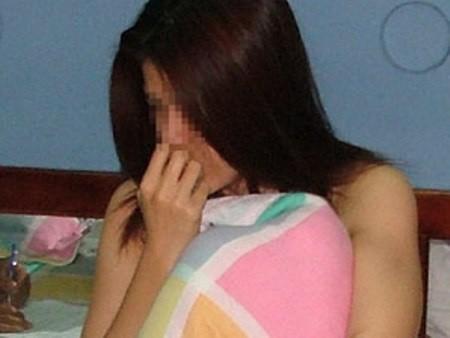 Sinh viên làm gái bán dâm bị bắt quả tang