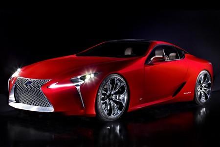 Lexus sẽ sản xuất đại trà 'quái thú' LF-LC - ảnh 7