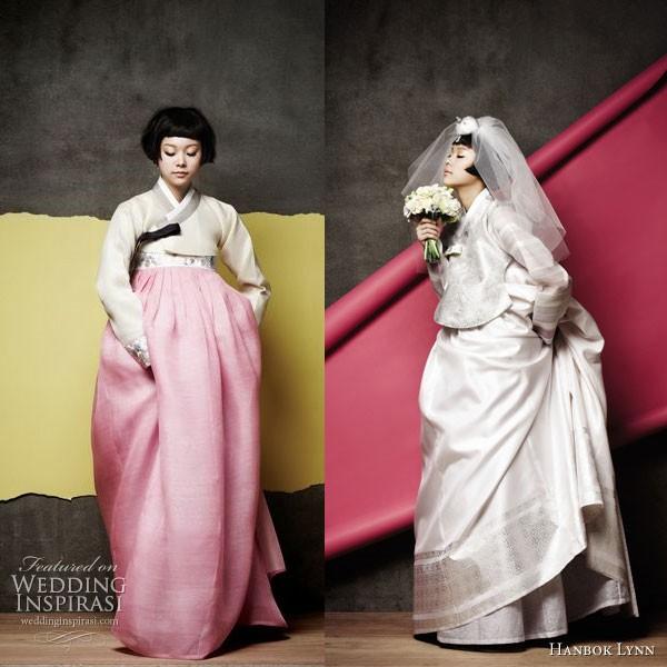 Quyến rũ trang phục cưới Hanbok hiện đại - ảnh 9