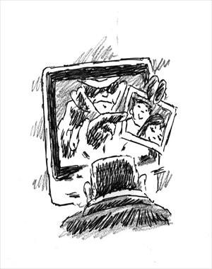 Ảnh minh họa cho bài nạn làm giả ảnh nóng ở trên tờ Thời báo Hoàn cầu Trung Quốc