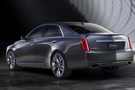 Cadillac CTS 2014: 'thi đấu' với xe Đức - ảnh 6
