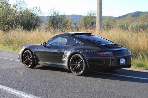 Hé lộ thông tin về Porsche 911 đời 2012 - ảnh 7
