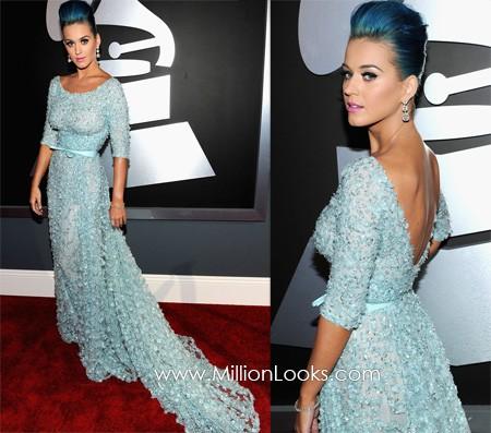 Những chiếc váy hàng hiệu tại lễ trao giải Grammy - ảnh 8