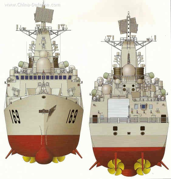 'Nội soi' tham vọng khu trục hạm Trung Quốc - ảnh 15