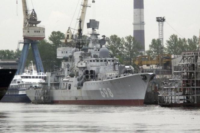 'Nội soi' tham vọng khu trục hạm Trung Quốc - ảnh 28