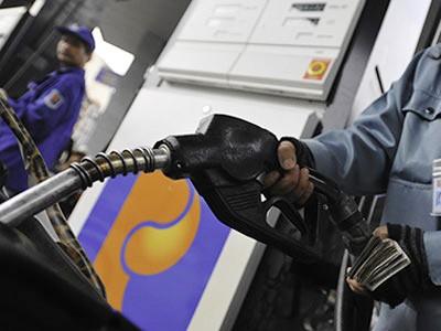 Giá xăng không biến động thời gian gần đây
