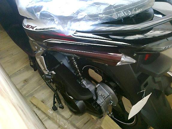 Yamaha Nouvo Lx Fi: Chiến mã sắp cất cánh - ảnh 4