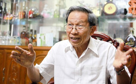 PGS.TS Lê Văn Cương. Ảnh: Nguyễn Khánh