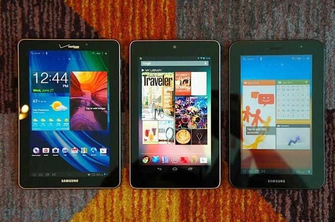 Cận cảnh máy tính bảng Google Nexus 7 giá rẻ - ảnh 9