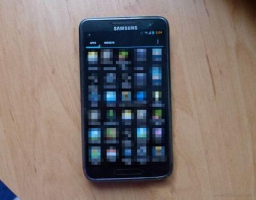 Samsung Galaxy SIII không nhiều nâng cấp - ảnh 1