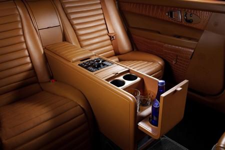 Đẳng cấp thời trang Hermes trên Hyundai Equus - ảnh 2