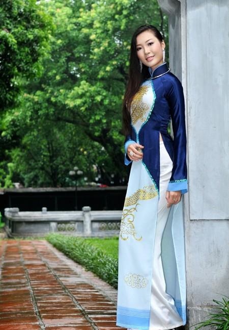 Thí sinh Đặng Thùy Trang