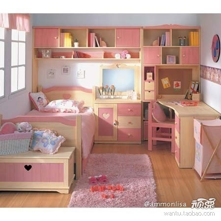 Mẫu phòng ngủ cực xinh cho bé yêu - ảnh 11