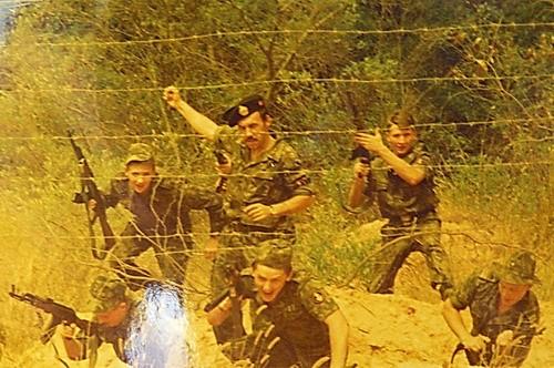 Ảnh hiếm: Hải quân Liên Xô ở Cam Ranh - ảnh 1