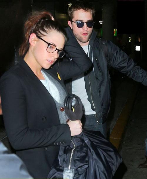 Kristen Steward và bạn trai 'Ma cà rồng' lại tái hợp - ảnh 1