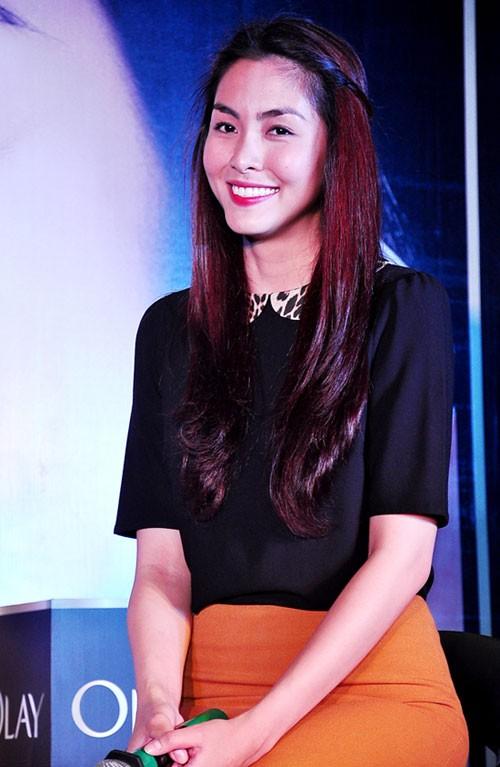 Thời trang tóc của Tăng Thanh Hà - ảnh 25