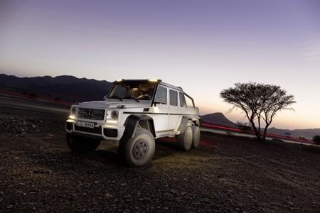 Cận cảnh xe địa hình khủng của Mercedes-Benz - ảnh 8