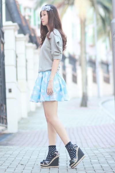 Mix đồ chất như blogger thời trang Hồng Kông - ảnh 17