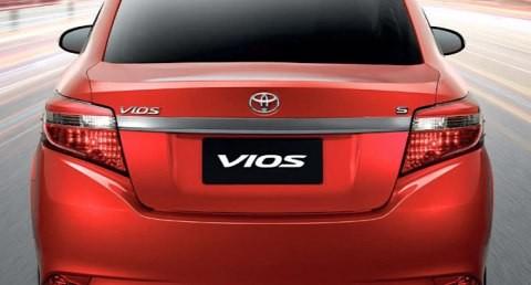 Toyota Vios 2013 ra mắt tại Thái Lan - ảnh 7