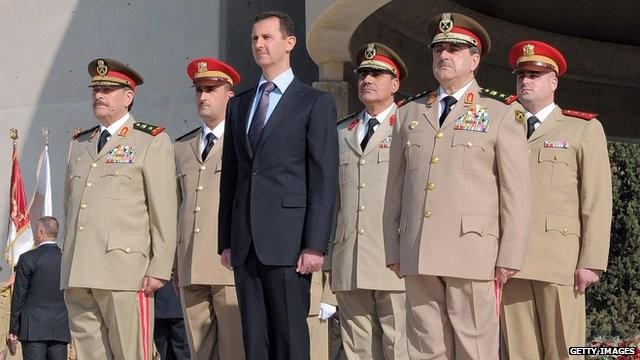 Không có bất cứ thông tin nào về ông Assad sau khi một số Bộ trưởng bị thiệt mạng