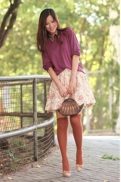 Mix đồ chất như blogger thời trang Hồng Kông - ảnh 6