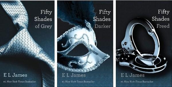 Bộ ba 'Fifty Shades'