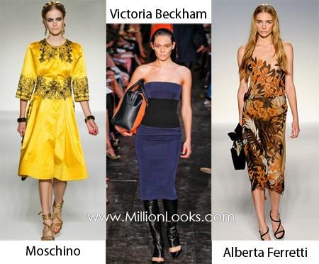 Xu hướng thời trang váy xuân hè năm 2012 - ảnh 5